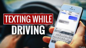 Texting While Driving >> Texting While Driving Pskb Law Updates